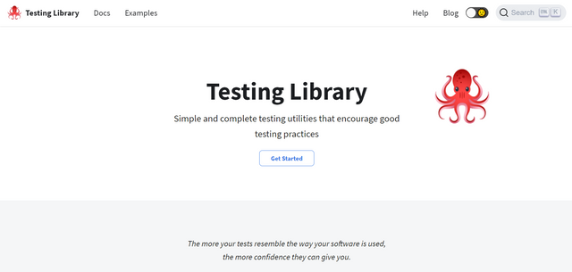 Testing Library