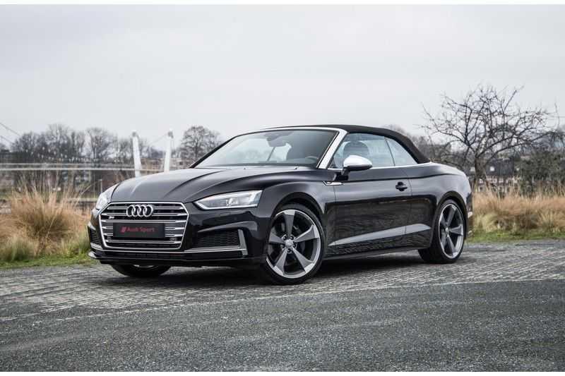 Audi A5 Cabriolet 3.0 TFSI S5 quattro | 354PK | Hoofdruimte verwarming | Trekhaak | Virtual Cockpit | Matrix LED | Camera afbeelding 1