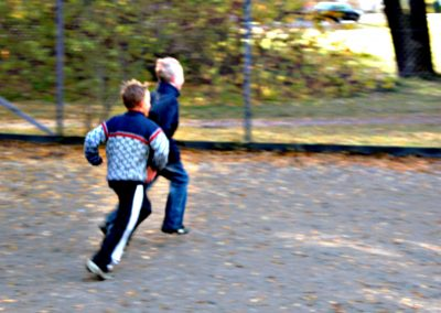 Why You Should Teach Your Child to Run