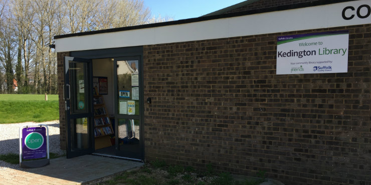 Kedington Library
