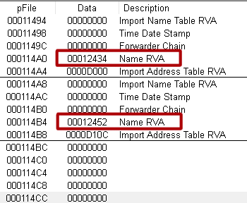 Imports directory