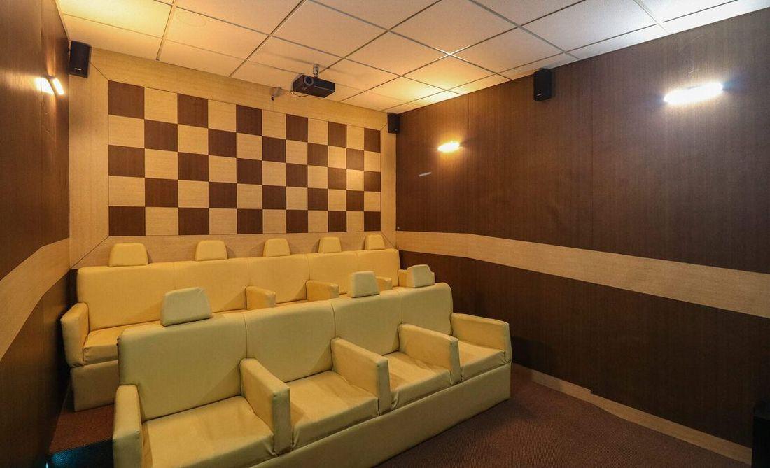 Theatre AV Room