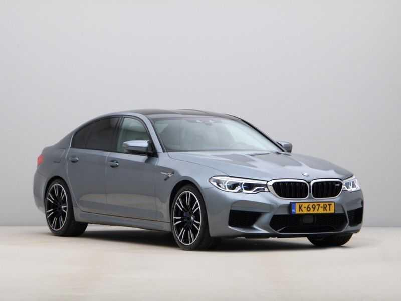 BMW M5 Sedan afbeelding 2