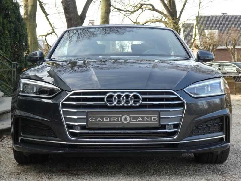 Audi A5 Cabriolet 2.0 TFSI S-Line afbeelding 24