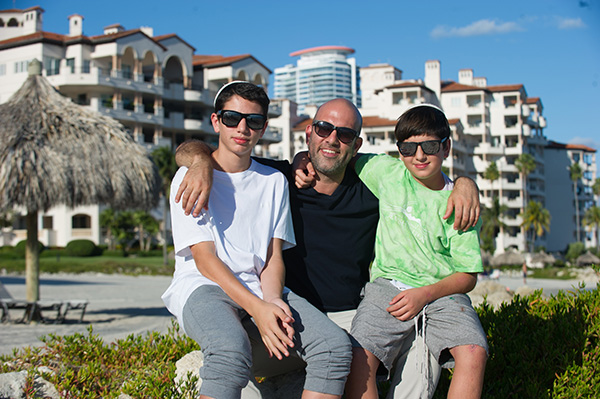 Moshe and sons