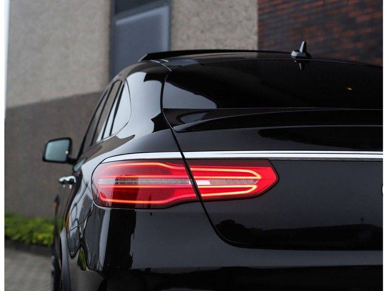 Mercedes-Benz GLE Coupé 43 AMG 4-Matic B&O*TV*Leder*Standkachel*Airmatic*VOL!* afbeelding 7