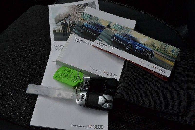 Audi Q7 3.0 TDI quattro 272pk S-Line 7p Pano Lucht Nachtz Trekh 4wielbest HUD ACC 360 afbeelding 23