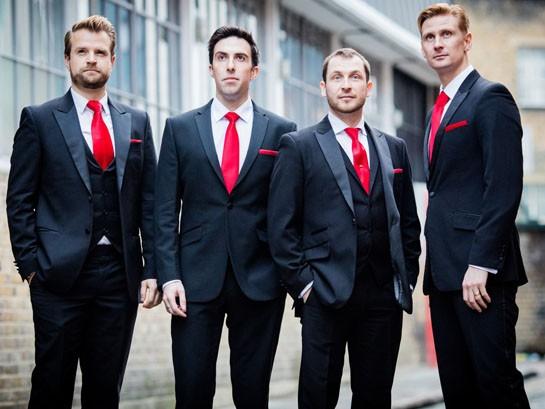 11th October   The Opera Boys