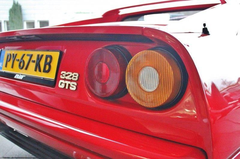 Ferrari 328 GTS Quattrovalvone 3.2 V8 270pk NL Auto afbeelding 22