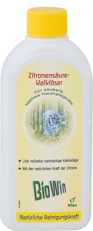 Biowin Zitronensäure-Kalklöser
