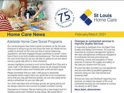 Stlouis newsletter homecare febmar2021