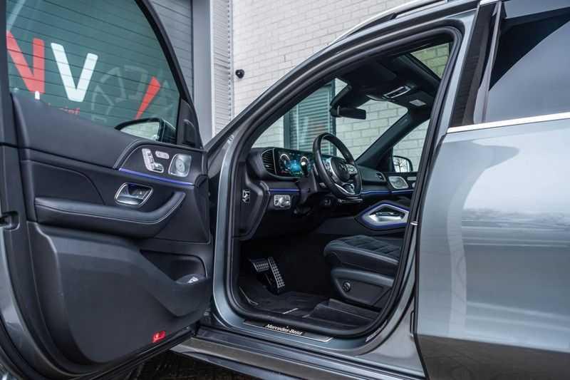 Mercedes-Benz GLE 350 de 4MATIC Premium Plus, 320 PK, AMG/In/Exterieur, Pano/Dak, Massage, Standkachel, Head/Up, BTW, 2020! afbeelding 5