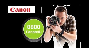 Canon NL gebruikt een 0800-nummer.