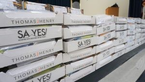 SA YES School Supply Distribution packages