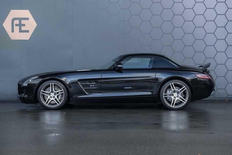 Mercedes-Benz SLS Coupé 6.3 AMG B&O afbeelding 3