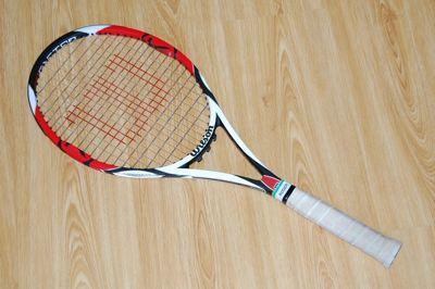 Roger Federer's Wilson K Six.One Tour 90
