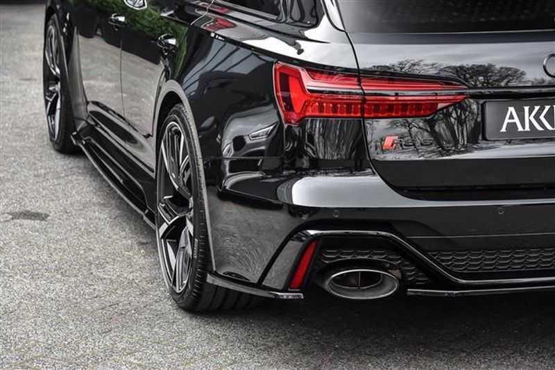 Audi RS6 AERO PAKKET+DYNAMIC PLUS+DESIGNPAKKET NP.240K afbeelding 22