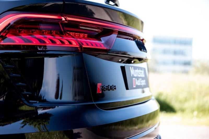 Audi RSQ8 4.0 TFSI RS Q8 quattro RS Dynamic+ designpakket   Carbon Package   360 camera   B&O Advanced   Pano   Beschikbaar vanaf Augustus 2021!! afbeelding 3
