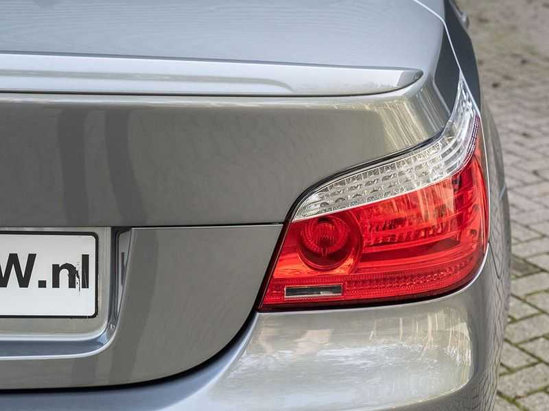 BMW 5 Serie M5 H6 - Manual - Volleder - 79.998km! afbeelding 15