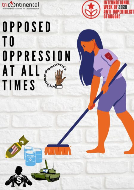 Anti-Imperialist cleaner