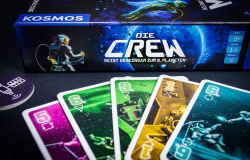 The Crew – a néma együttműködés játéka