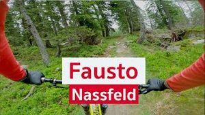 Fausto | Mountainbike Trail am Nassfeld in Kärnten | PoV Mountainbike Video
