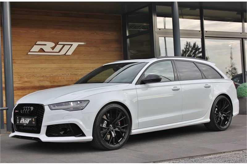 Audi RS6 4.0 V8 605pk Performance Quattro **Pan.dak/HUD/ACC/Camera/Carbon** afbeelding 9