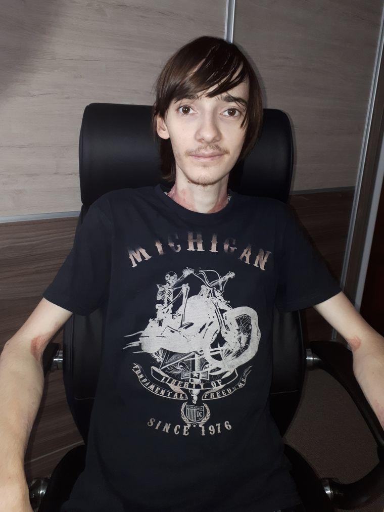 Poděkování za kancelářskou židli
