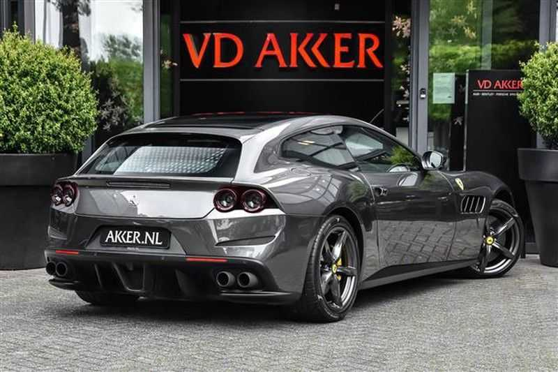 Ferrari GTC4 Lusso HELE PANO.DAK+LIFT+PASS.DISPLAY+LED STUUR afbeelding 6