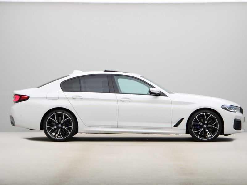 BMW 5 Serie 530i High Exe M-Sport LCI afbeelding 2