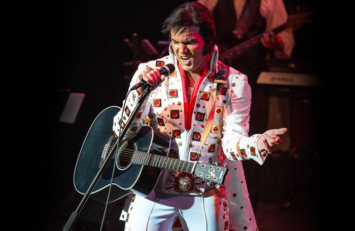 Get ready to get All Shook Up with Chris Connor as Elvis