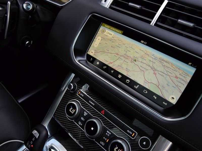Land Rover Range Rover Sport 5.0 SVR PANO.DAK+CARBON+ACC+HEADUP NP.224K afbeelding 4