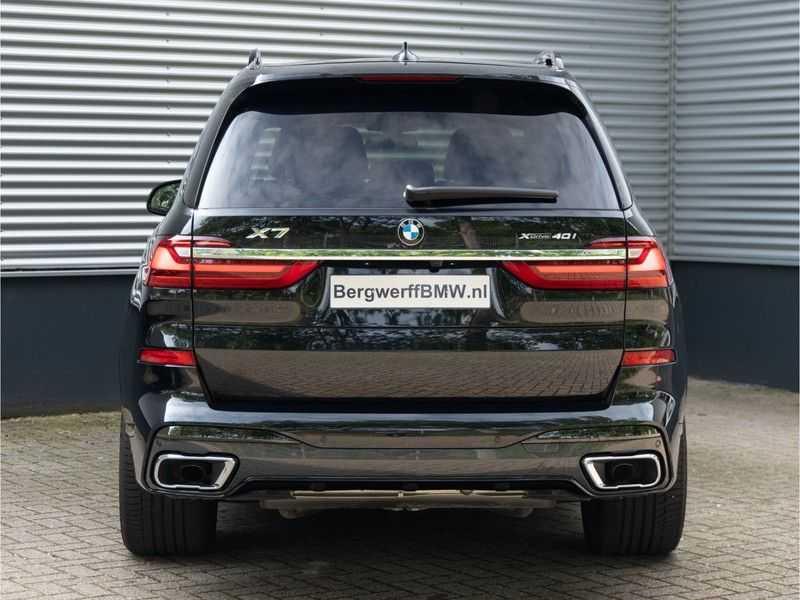 BMW X7 xDrive40i High Executive - M-Sport - Trekhaak - 7-Zits - ACC afbeelding 4