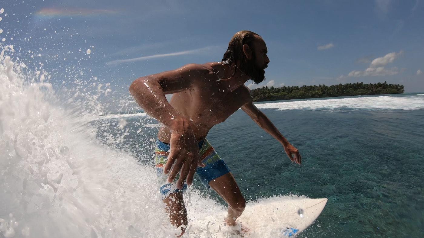 Carpe Diem Boat Charter Maldives Surfing