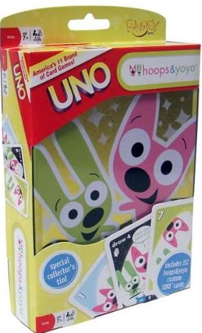Hoops and YoYo Uno