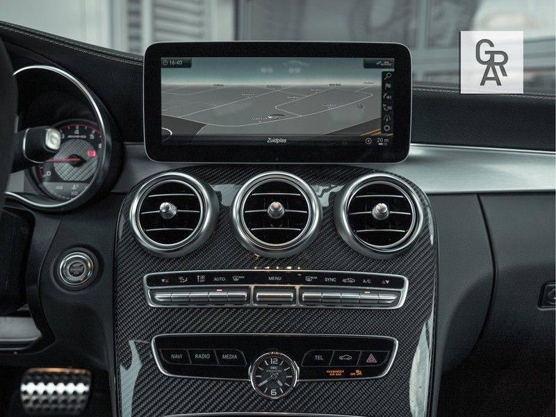 Mercedes-Benz C-Klasse C63 S AMG-klasse 63 AMG S afbeelding 16