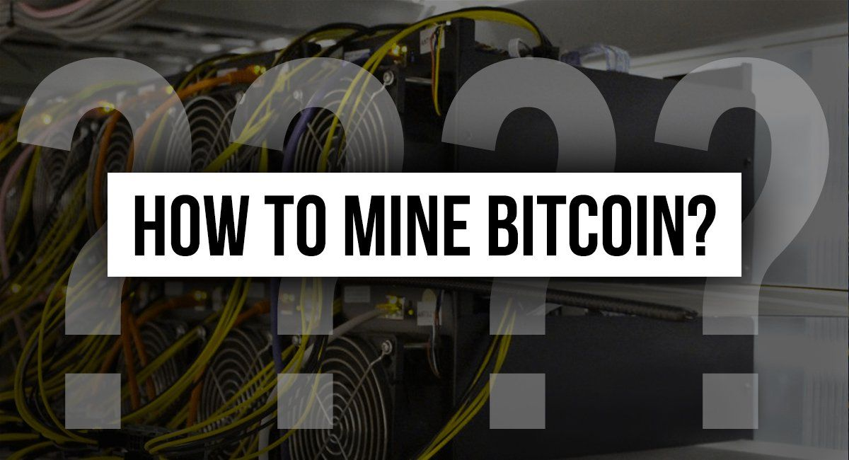 How To Mine Bitcoin?