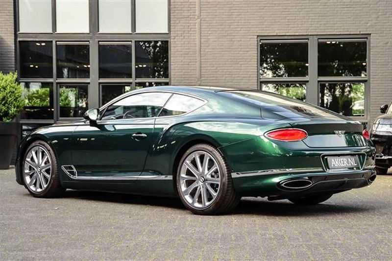 Bentley Continental GT W12 MULLINER MASSAGE+HEADUP+TOPVIEW afbeelding 15