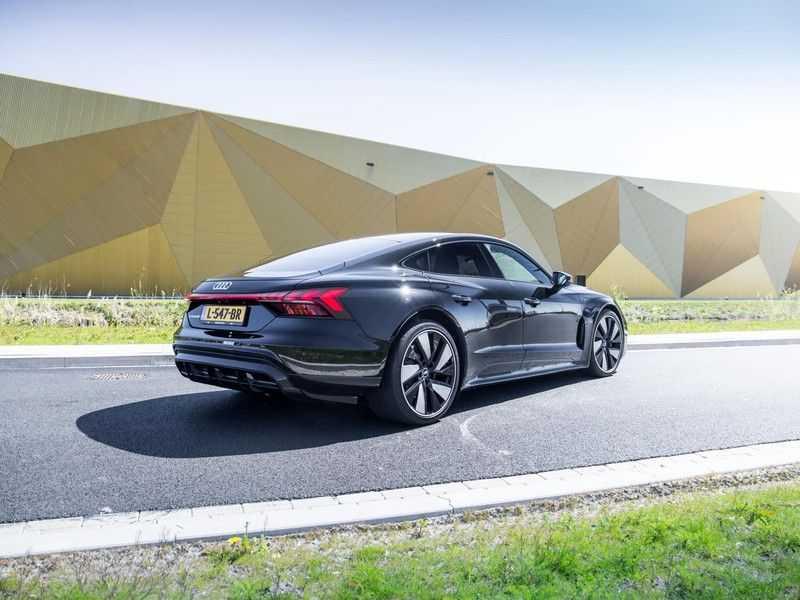 "Audi e-tron GT edition ZERO | Head-Up | B&O Sound | Carbon | S-Sportstoelen | Pano.Dak | Matrix LED | 21"" LM-velgen | afbeelding 10"