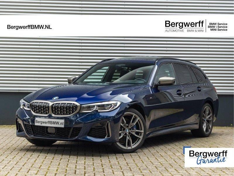 BMW 3 Serie Touring M340i xDrive Individual - Head-up - ACC - Harman Kardon - Panorama afbeelding 1