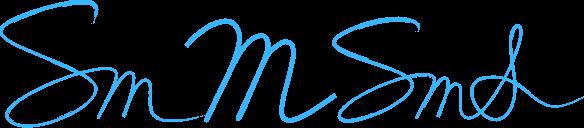 Simeon Smith's Signature