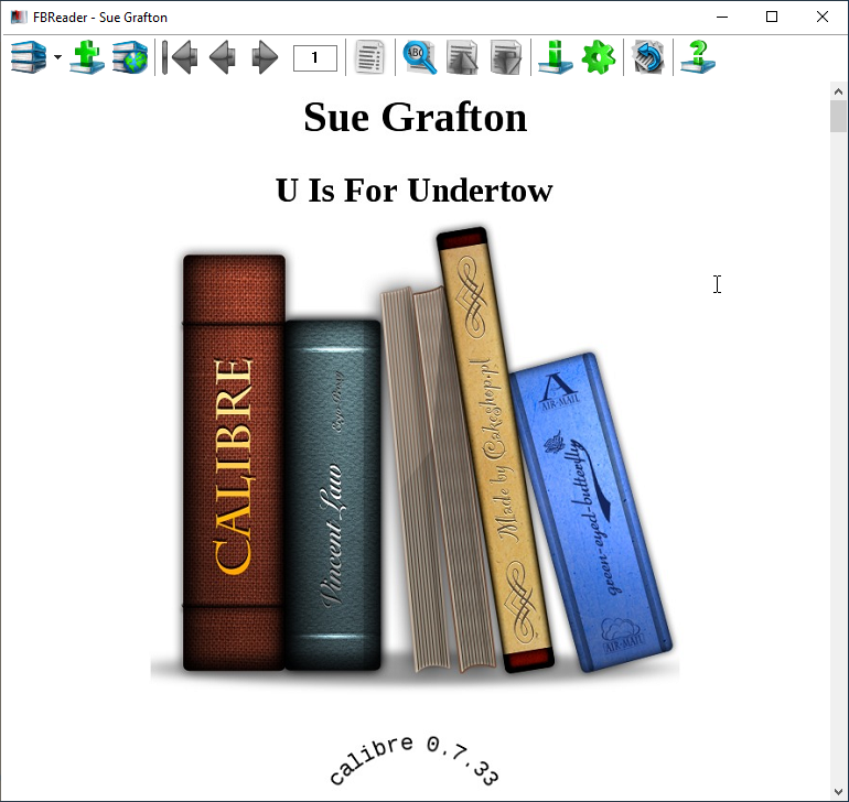 List of ePub format readers and viewers for Windows