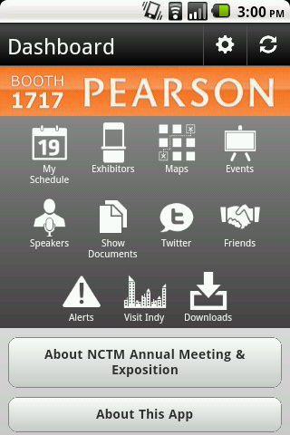 NCTM Android App