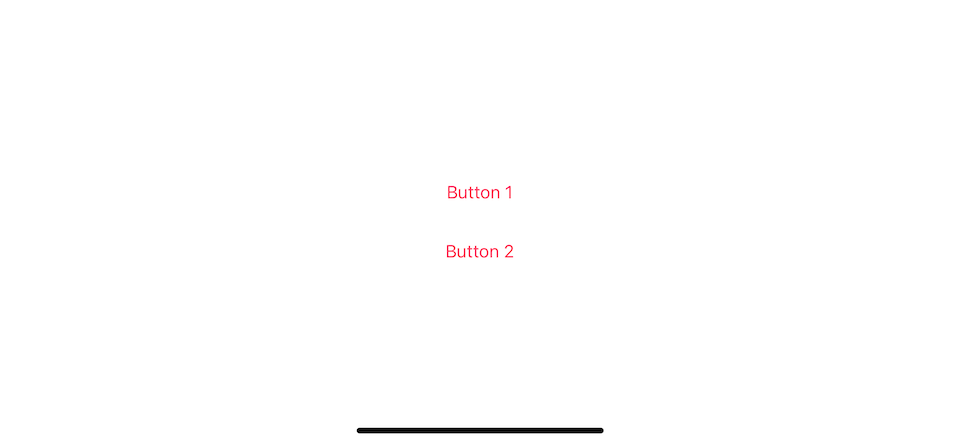 Every button get tintColor from their ancestor view