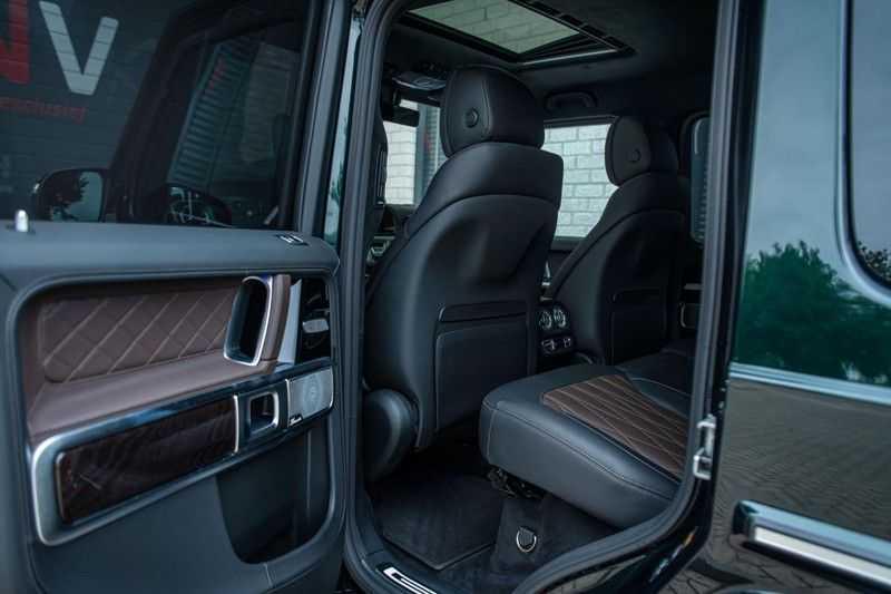 Mercedes-Benz G-Klasse G500, 421 PK, AMG-Line, G/Manufaktur Exklusiv, Distronic Plus, DAB, Widescreen, Standkachel, AMG/Multi!! afbeelding 17