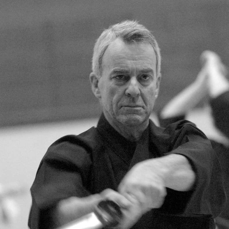 Photo de profil Mr Bruno Altmeyer, enseignant de Iaido