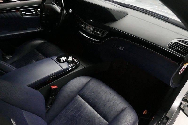 Mercedes-Benz S-Klasse 600 GUARD VR7 Pantser afbeelding 16