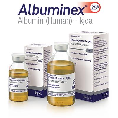 albuminex-25pct