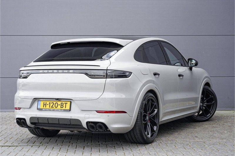 Porsche Cayenne Coupé E-Hybrid 462pk Nieuwprijs: €190.000,- Sportpakket, Techart afbeelding 10