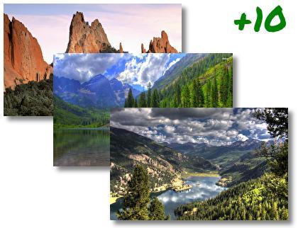 Colorado theme pack